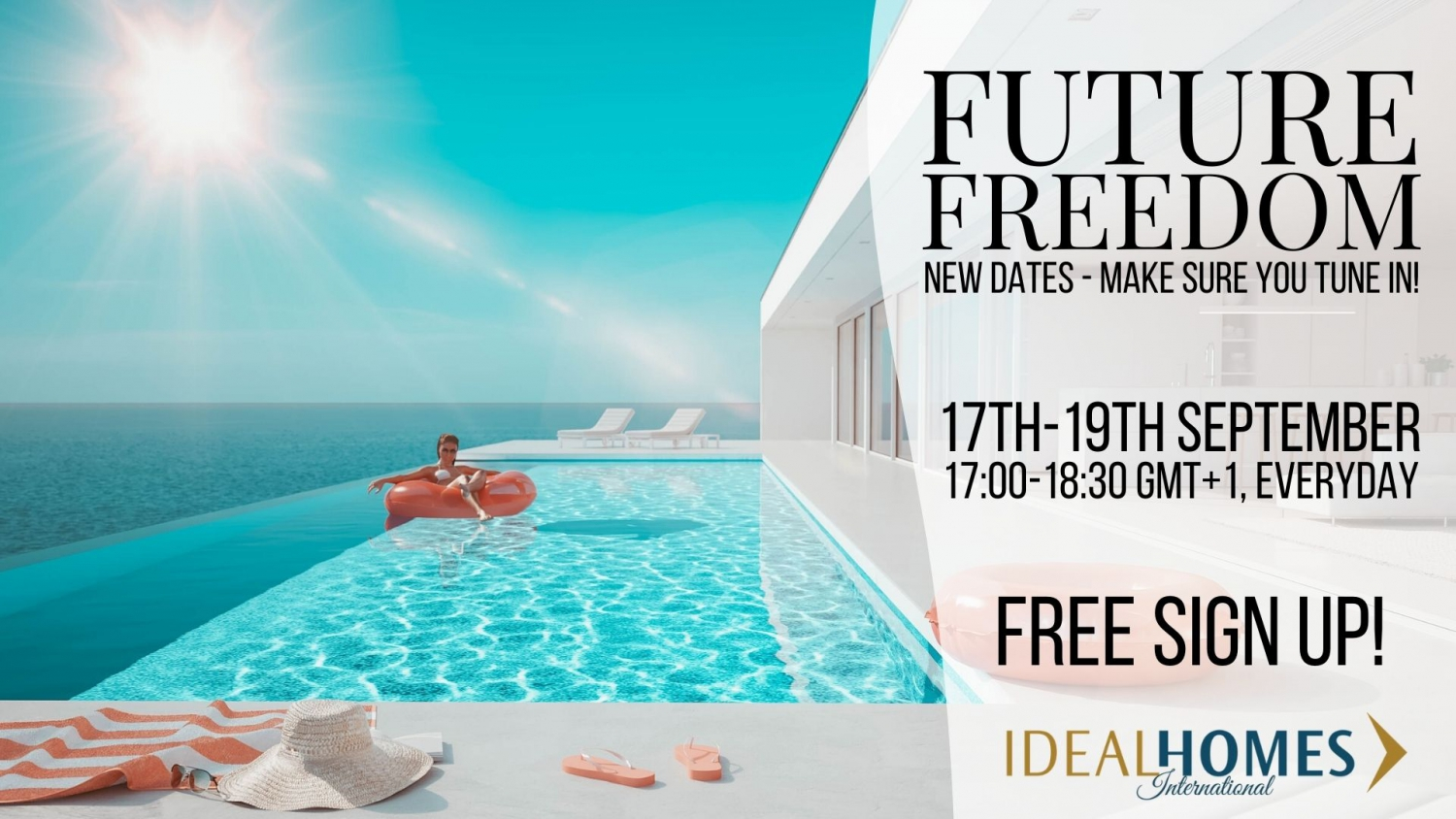 Future Freedom - Life is what you make it... Make it count!