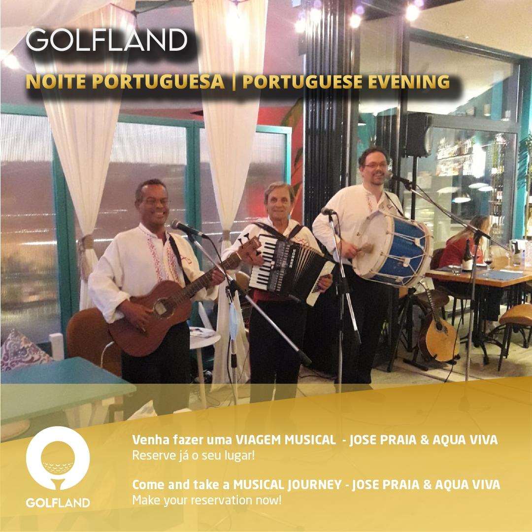 Golfland Noite Portuguesa Portuguese Evening