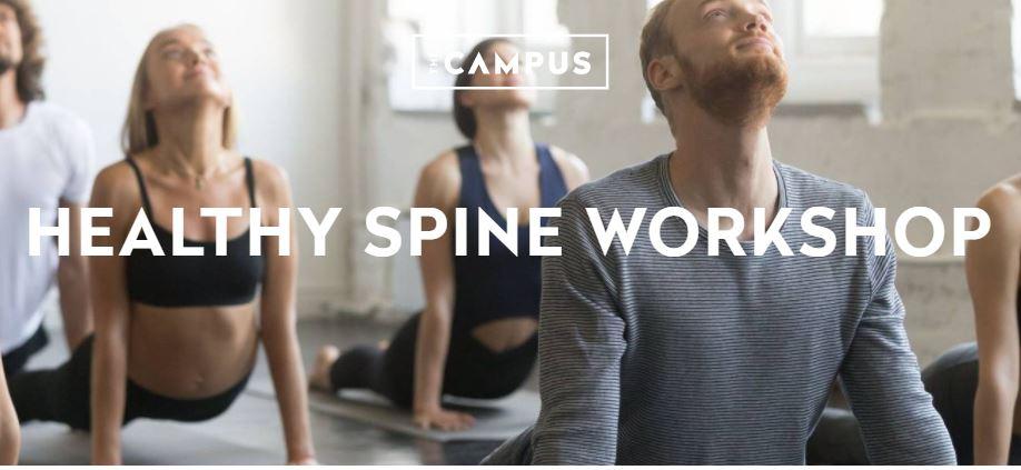 Healthy Spine Workshop