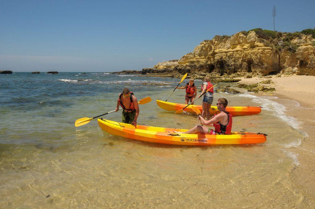 Kayak Adventure by AlgarExperience