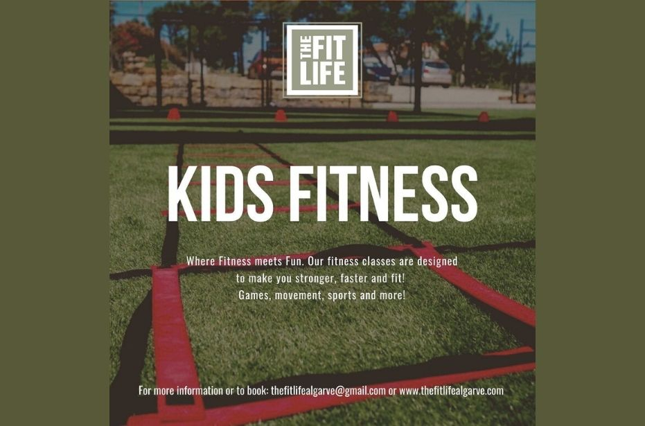 Summer Kids Fitness at The Fit Life