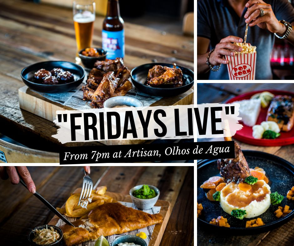 Live Music Weekends at Artisan Restaurant & Bar