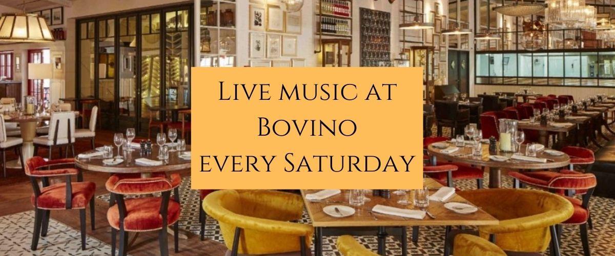Live Music at Bovino's