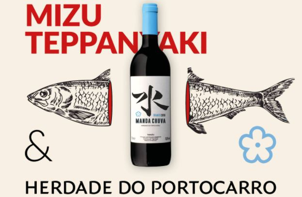 Mizu Teppanyaki Herdade do Portocarro Wine Pairing Dinner VILA VITA Parc
