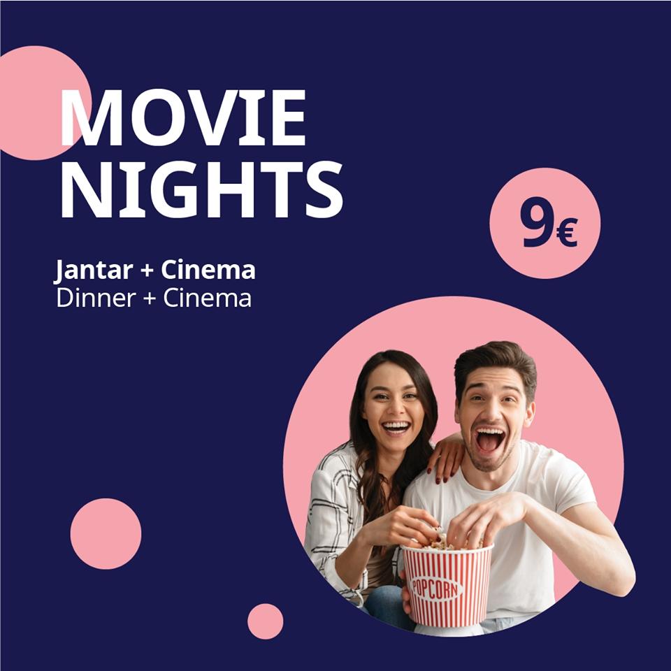 Movie Nights at MAR Shopping  Algarve