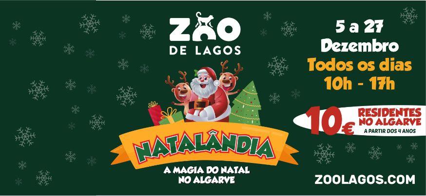 Natalândia - Christmas Land at Lagos Zoo