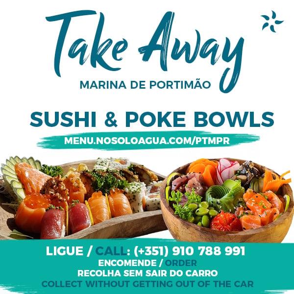 NoSoloÁgua Sushi & Poke Bowls Take-Away