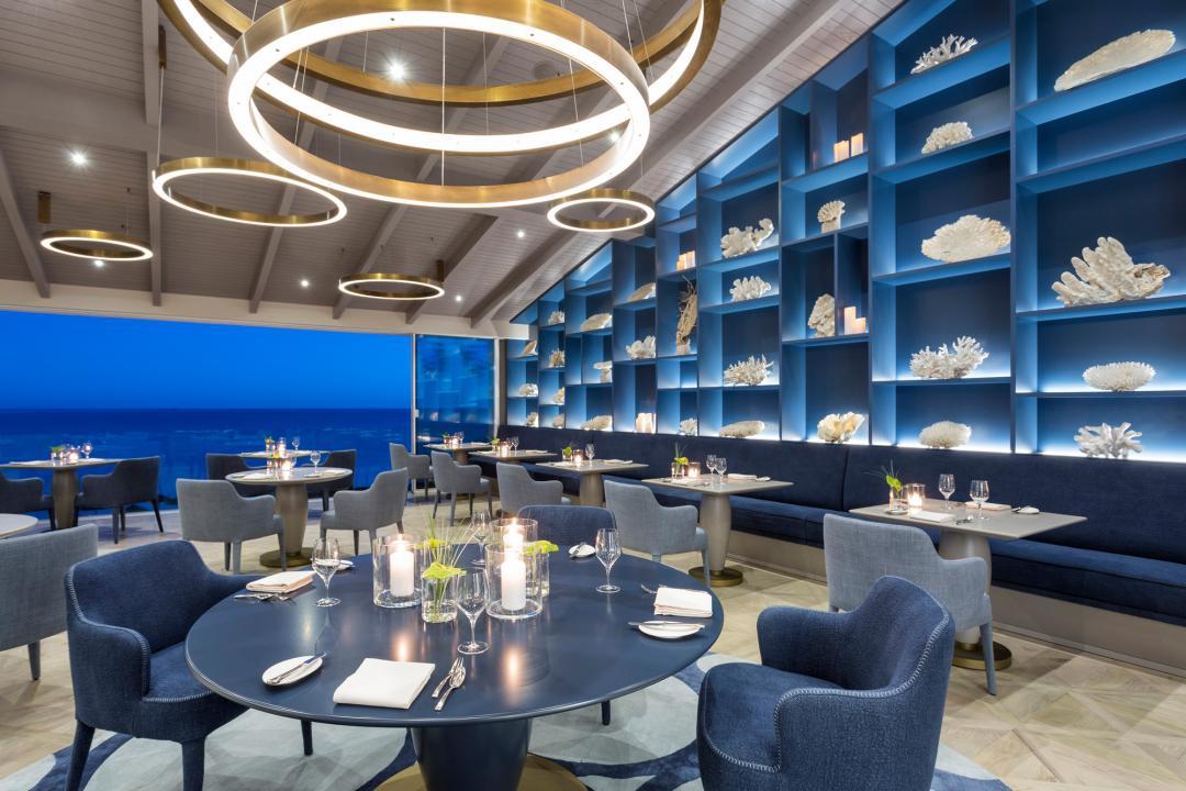 Ocean Restaurant Opening