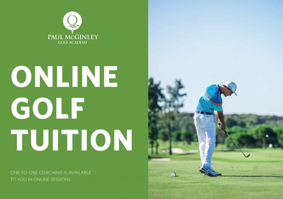 Online Golf Tuition by Quinta do Lago
