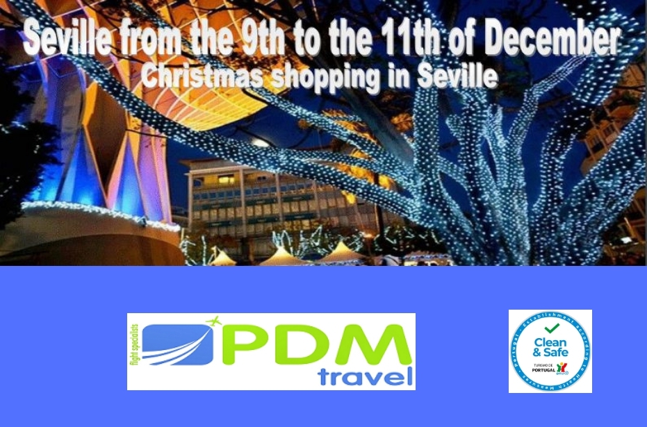 PDM Travel Christmas Shopping visit to Seville