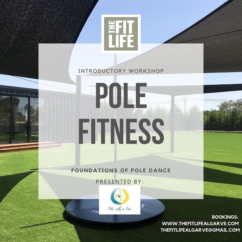 Pole Fitness Workshop The Fit Life