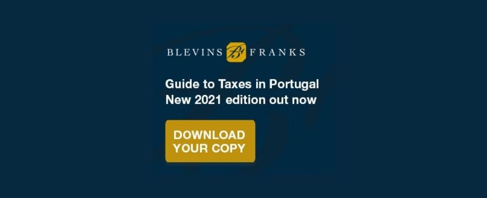 Portugal Tax Guide 2021 by Blevins Franks