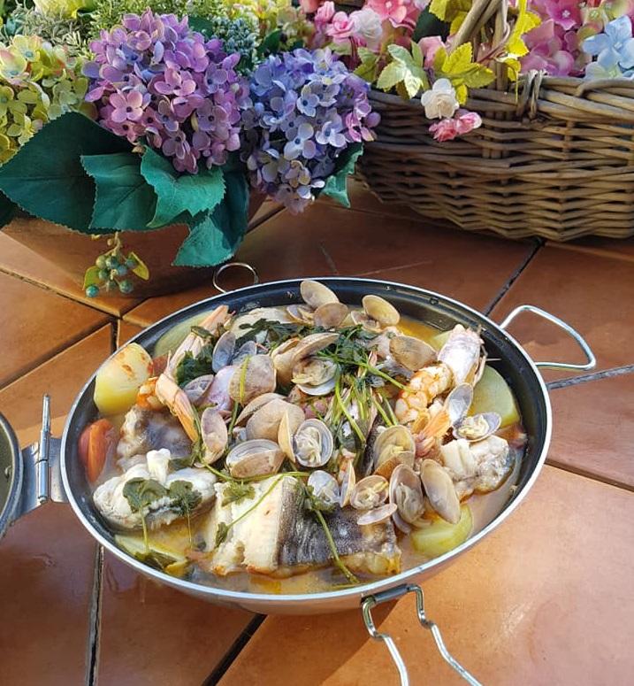 Authentic Portuguese Cooking Class at Casa de Mondo