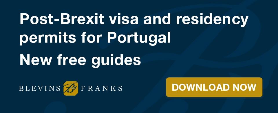 Post Brexit Portugal Visa Residency Guide Blevins Franks