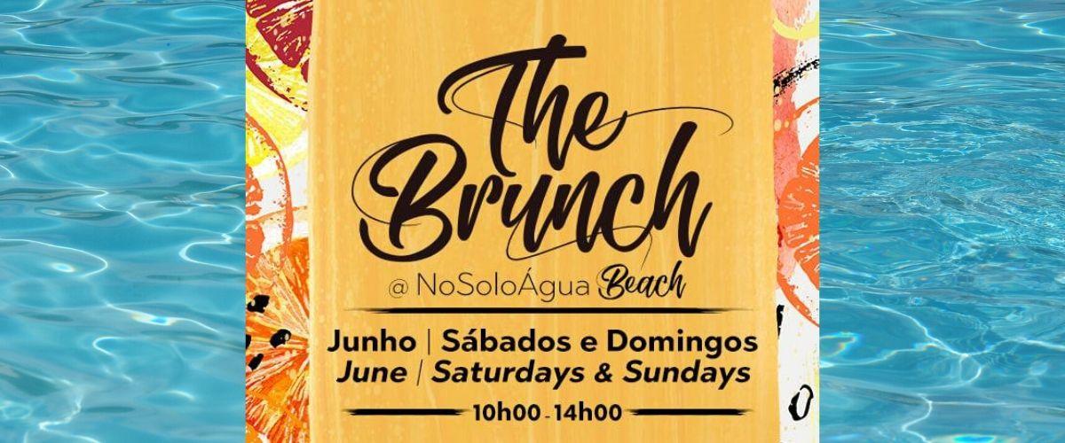 Saturday Summer Brunch at NoSoloÁgua