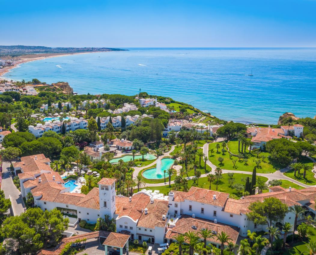 Saudades do Algarve! VILA VITA Parc Special Offer