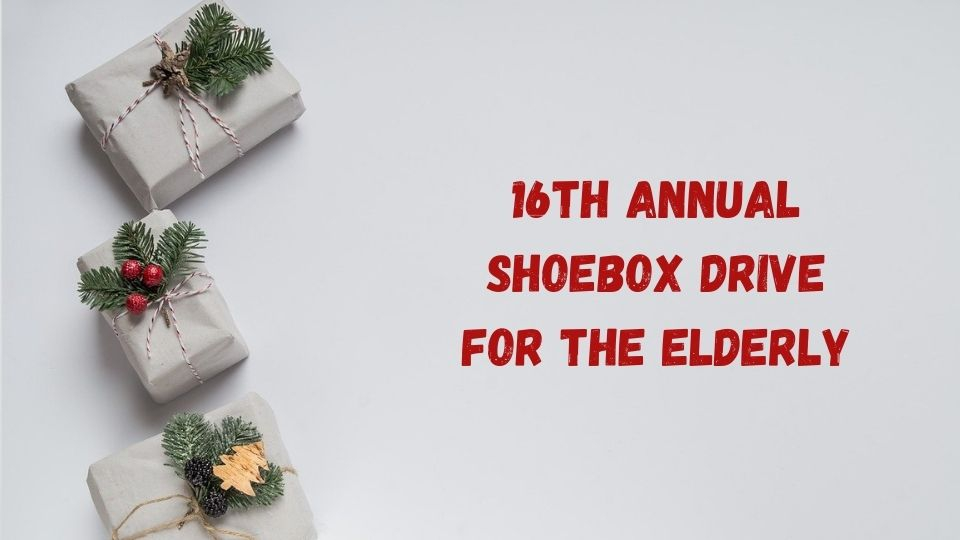 Shoe Box Drive for the Elderly Portugal