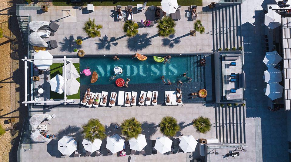 Sun & Set Saturdays at Medusis Club