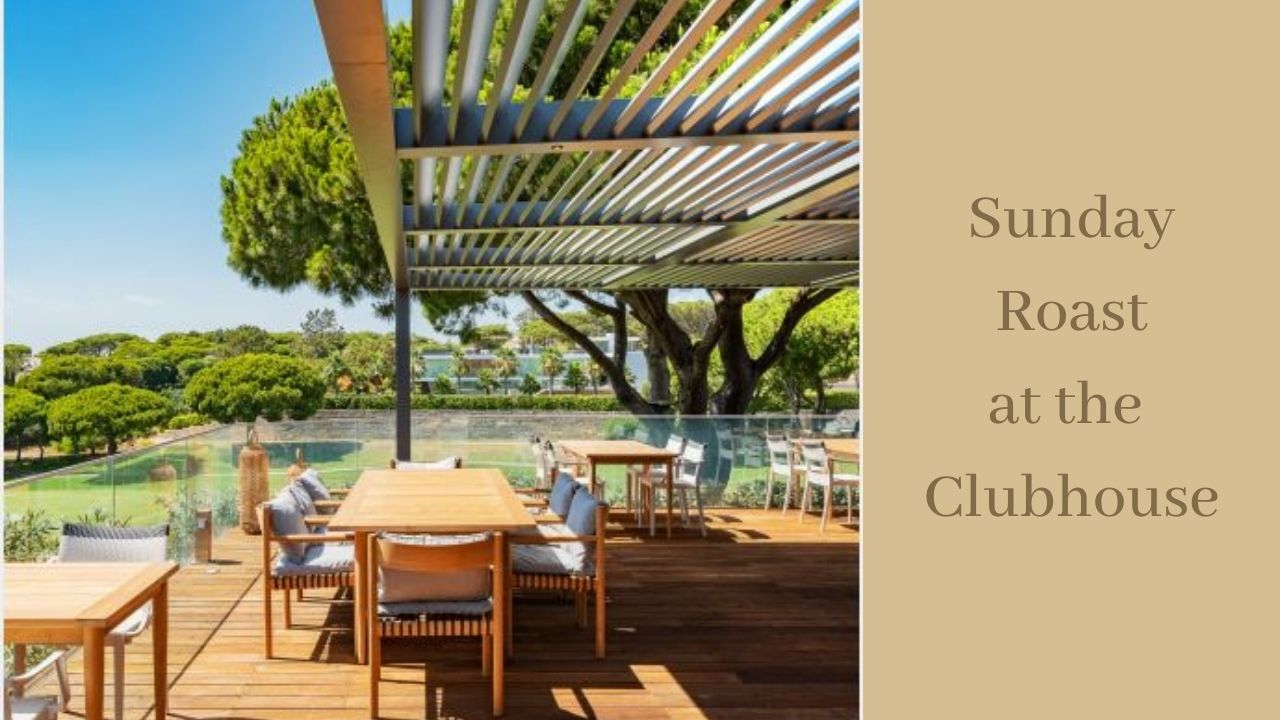 Sunday Lunch at The Clubhouse, Quinta do Lago