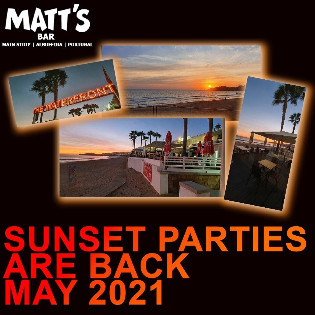 Sunset & Cocktails The Waterfront