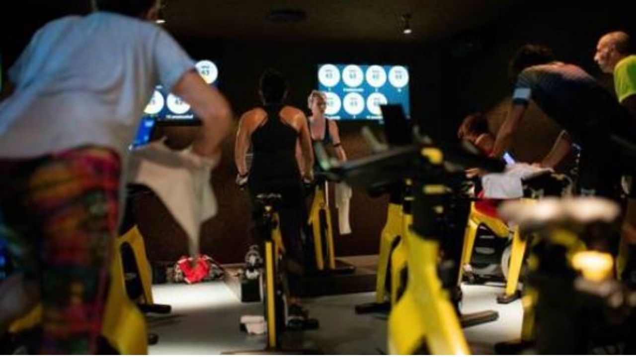 Themed Indoor Cycle Class