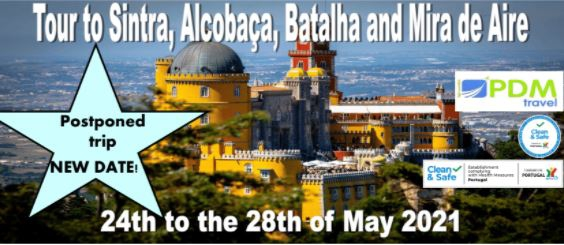 Tour to Sintra, Alcobaça and Batalha by PDM Travel