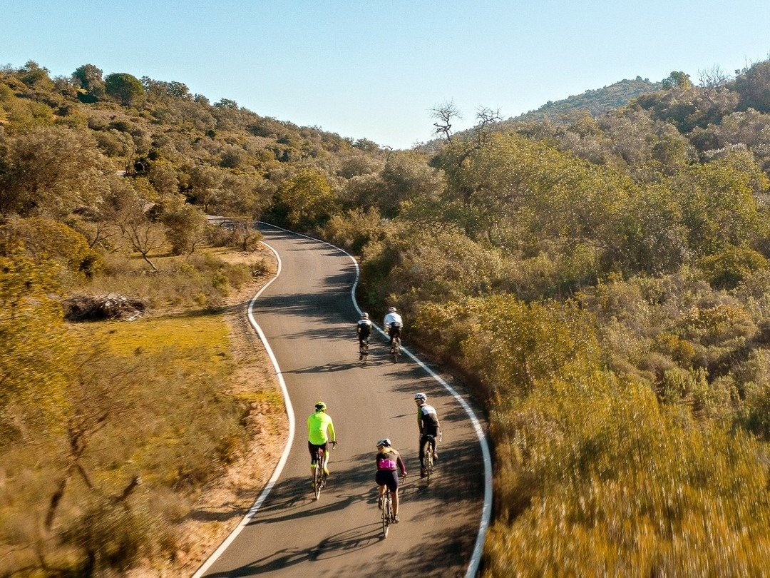 Try the Stage 100km Bike Challenge