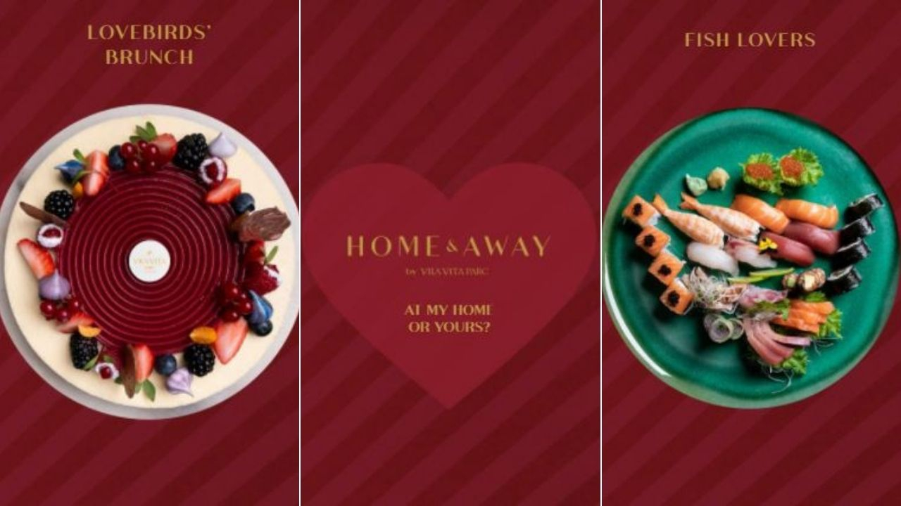 Valentine's Home & Away by VILA VITA Parc
