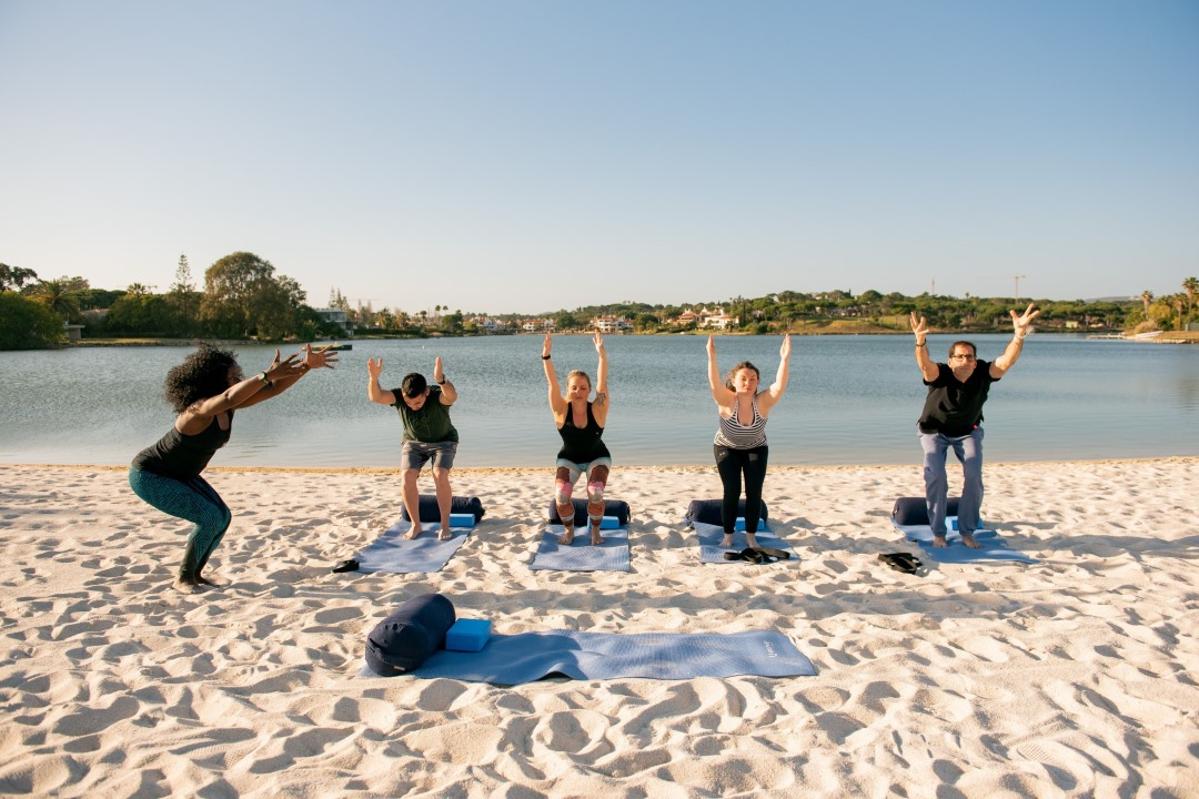 Yoga and Wellbeing Retreat at The Campus, Quinta do Lago