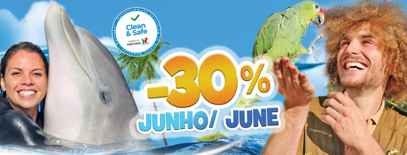 Zoomarine - 30% off in June 2020!