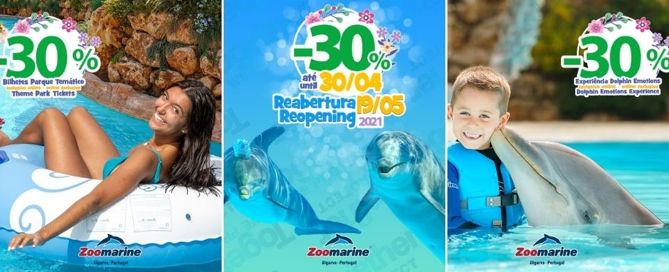 Zoomarine Reopening Offer