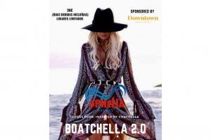 Boatchella Sunset Experience by Ophelia Cruises