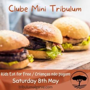 Club Mini Tribulum - Kids Eat Free!