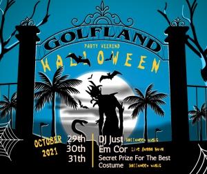 Halloween at Golfland!