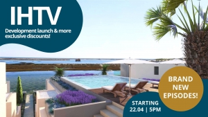 IHTV - Ideal Homes TV - New, Exclusive Offers across the Algarve