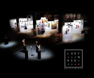 LiR Gallery - solo exhibition by Helena de Medeiros