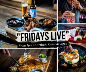 Fridays Live! at Artisan Restaurant & Bar
