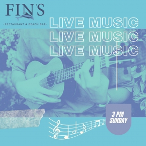 Live Music at Fin's!