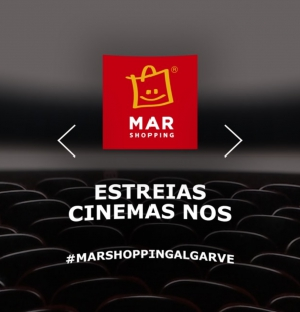 Movies at MAR Shopping Algarve - What's on