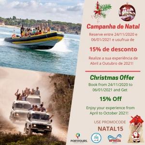 Portitours Christmas Promotion