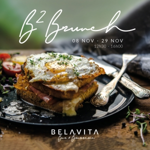 B2 Brunch at Bela Vita Bar & Brasserie