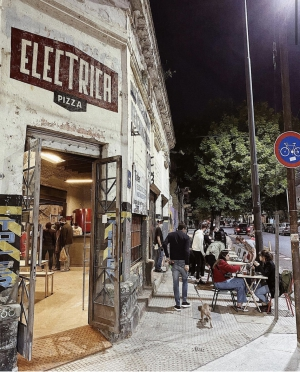 Electrica Pizza