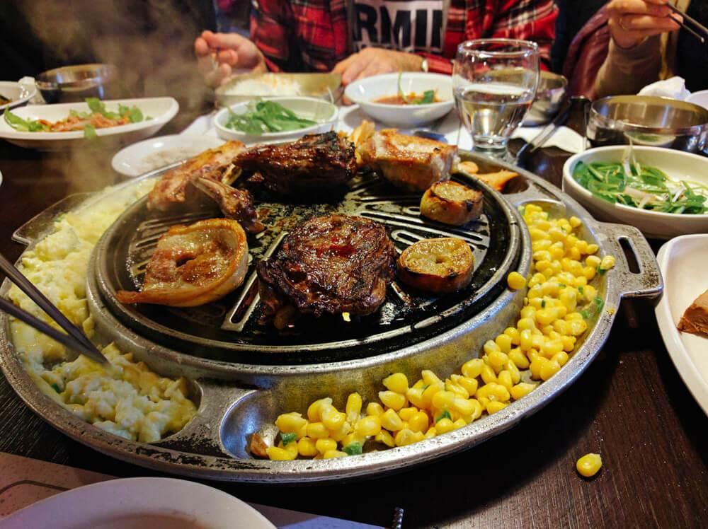 Best asian fusion restaurants in Argentina