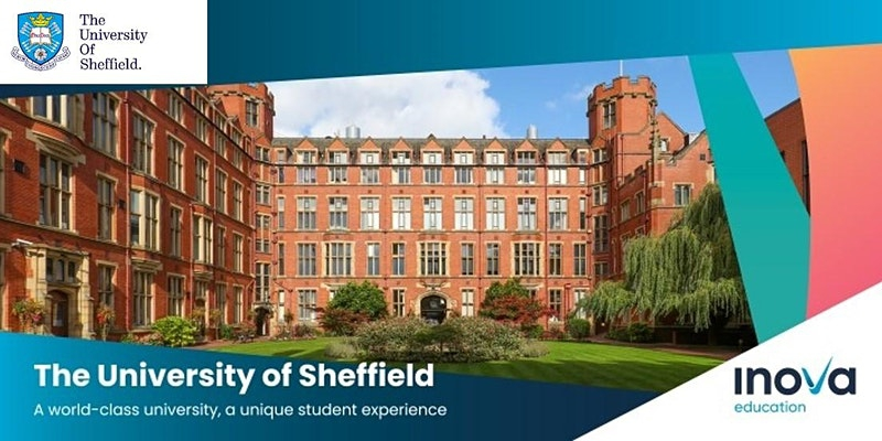 Attention Argentina: Study at the University of Sheffield, online session