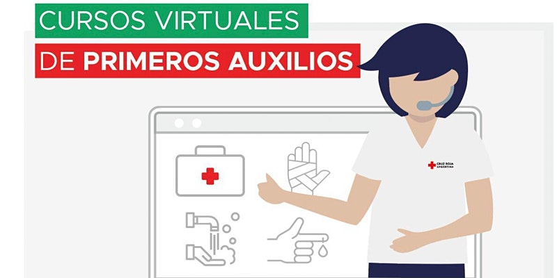 Introduction to First Aid - Online- Argentine Red Cross