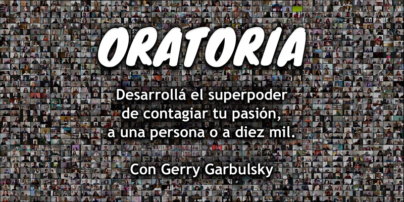 Oratory - Second Edition - Participants from Argentina