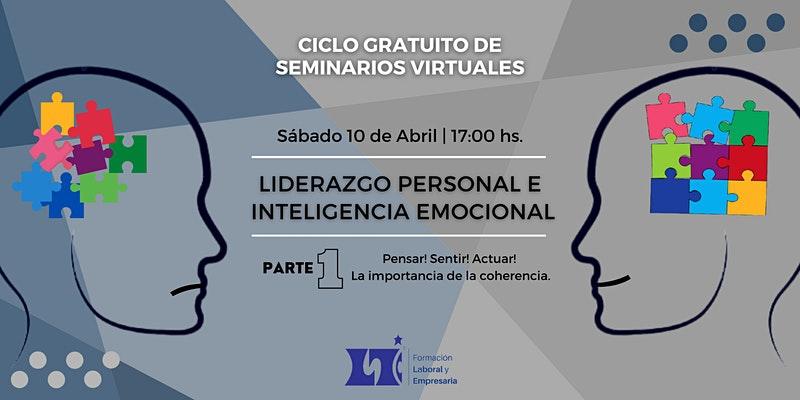 Free Virtual Seminar: Emotional Intelligence and Personal Leadership