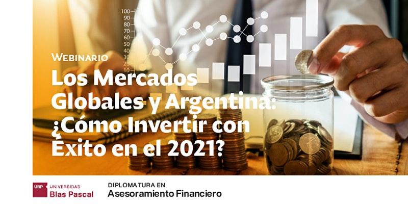 Webinar> Global Markets and Argentina