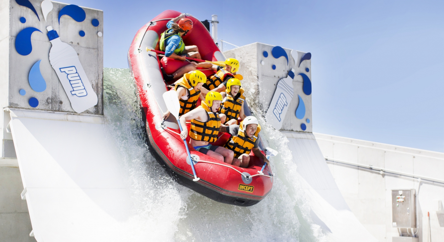 Vector Whitewater Park