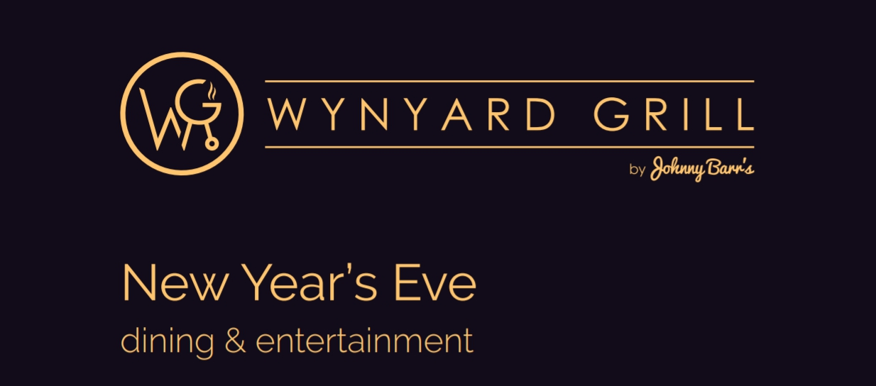 New Year's Eve Dining & Entertainment